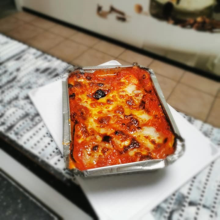 Lasagne Mr Food Cadenazzo