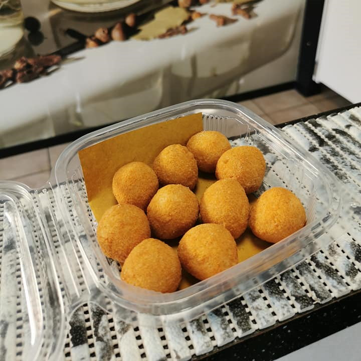 Olive all'ascolana Mr Food Cadenazzo
