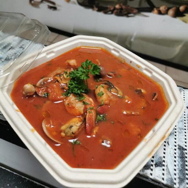 Zuppa di pesce Mr. Food Cadenazzo